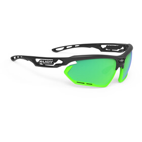 Rudy Project Fotonyk Brille matte black/lime/polar3FX HDR multilaser green